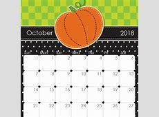 IMOM's Whimsical 2018 Printable Calendar iMom