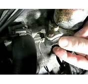 Engine Coolant Temperature Sensor Remove And Replace