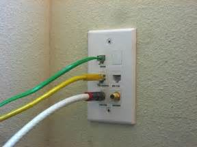 Network Wall Socket Wiring Diagram