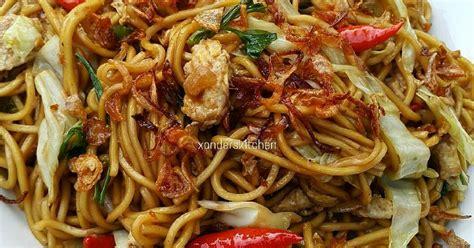 resep mie goreng jawa oleh xanders kitchen cookpad