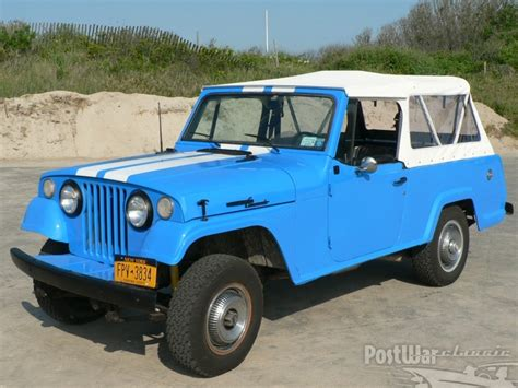 commando jeepster jeepster commando
