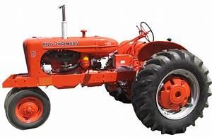 Allis-chalmers Tractor Operator U0026 39 S Manuals