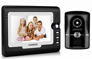 Interphone Video Sans Fil Pas Cher : free visiophone filaire pas cher with visiophone pas cher ~ Edinachiropracticcenter.com Idées de Décoration