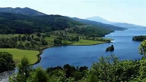 Queen U0026 39 S View - Loch Tummel  Scotland
