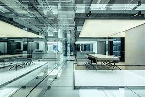 Gallery of Glass office SOHO China / AIM Architecture - 3