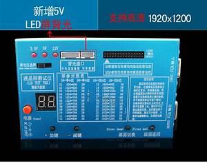 Lcd Led Screen Inverter Backlight Tester Tool Aluminum