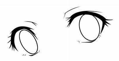 Anime Eyes Fill Coloring Aenea Jones Drawings