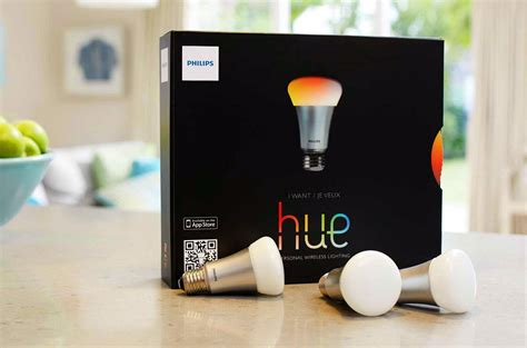 philips hue lights how a smart light bulb can save your
