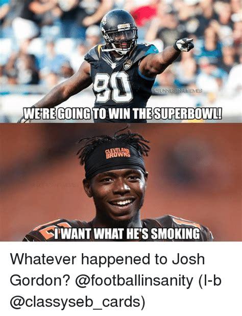 Josh Gordon Meme - 25 best memes about josh gordon josh gordon memes