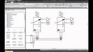 Pneumatic - My First Pneumatic Circuit - Automation Studio U2122