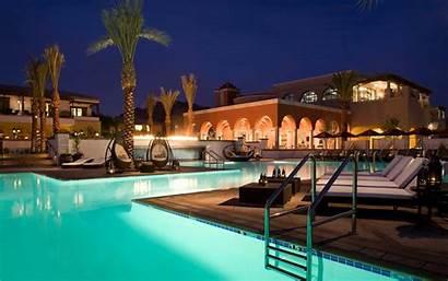 Pool Swiming Bungalow Wallpapers Swimming Resort Spa