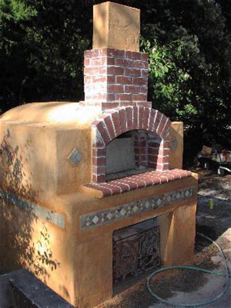 costruire  forno  legna