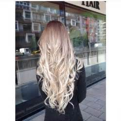 Blonde Ombre Hair Pinterest