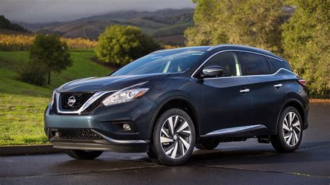 2018 Nissan Murano Suv Offers Good Value With Plenty Of