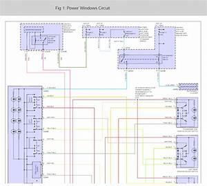 Power Windows Not Working  Electrical Problem 2003 Mercury