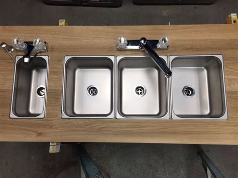 concession sink standard small hand wash