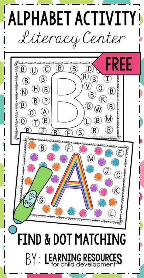 find  dot matching letters  images alphabet