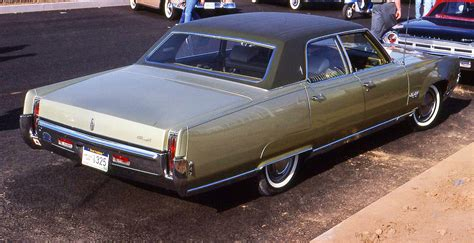 1969 Oldsmobile 98  Classic Cars Today Online
