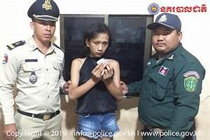 Young Ladyboy Arrested for Drug Trafficking in Phnom Penh ...