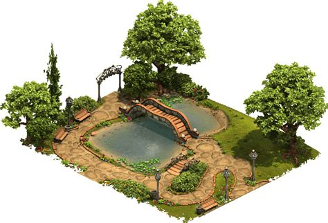 Garden Decoration Png by Image City Park Png Forge Of Empires Wiki Fandom