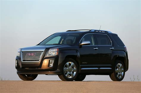 2018 Gmc Terrain Denali With Price Range From 35350 To