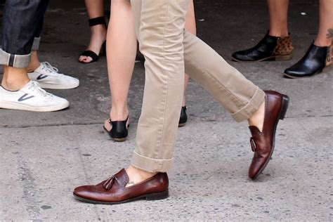 The Best Men Shoes From New York Fashion Week