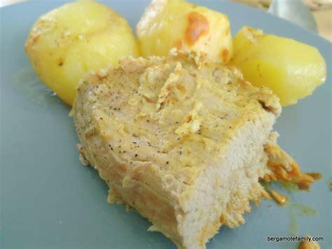 cuisiner les cotes de porc rouelle de jambon de porc à la moutarde omnicuiseur