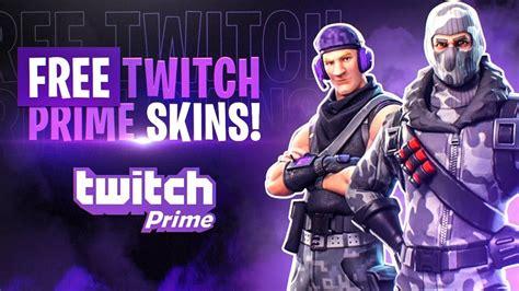twitch prime skins fortnite battle royale