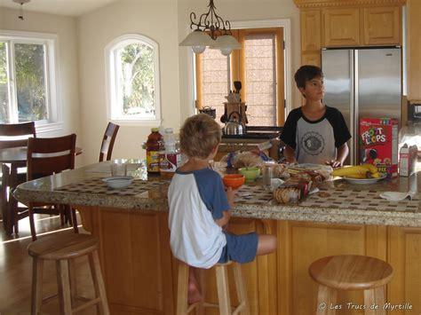 le cuisine les trucs de myrtille manger dans la cuisine