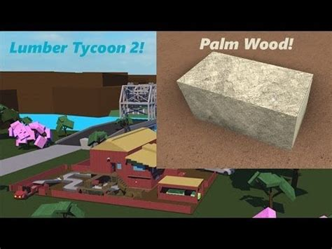 palm wood  lumber tycoon   clickbait