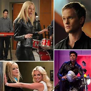 Glee Guest Stars | POPSUGAR Entertainment