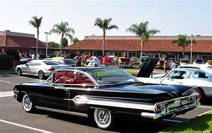 1960 Chevrolet Impala Sport Coupe - Black