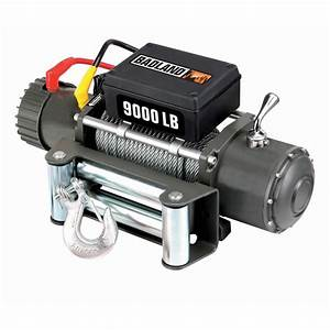 Winch Electrico 9000 Lbs Off-road