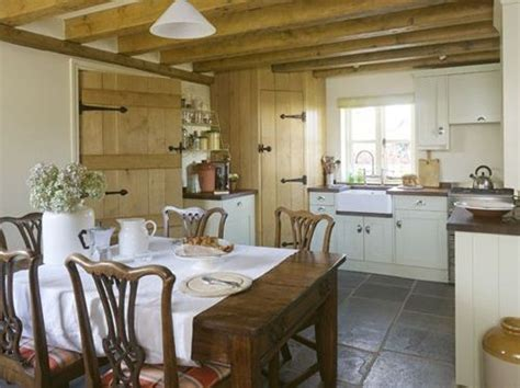 English Country Kitchen Cottage Kitchen English Country