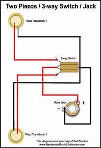 Advanced Piezo Wiring Diagram