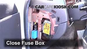 01 Dodge Ram 1500 Interior Fuse Box Diagram