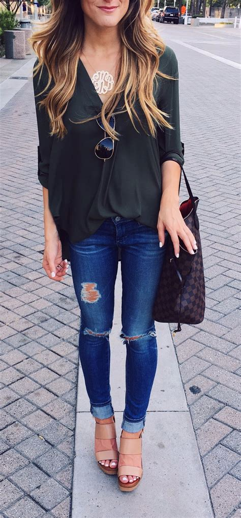Best 30 going out fall outfits 2017 - Miladies.net