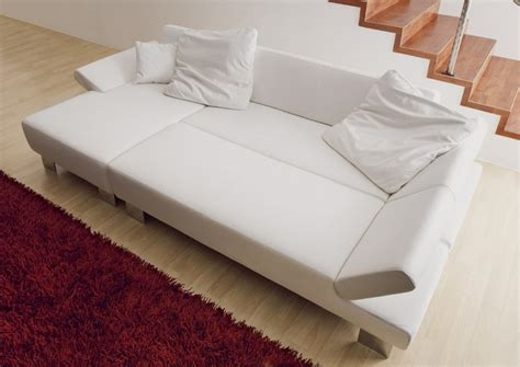 canape 4 places canapé cuir design d angle 4 places chaise longue