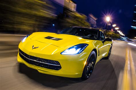 Automobile Magazine Names 2014 Corvette Stingray its Car ...