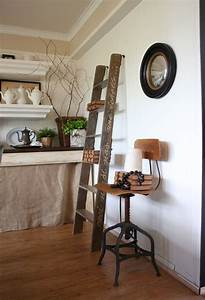 Ladders, An, Unexpected, Interior, D, U00e9cor, Element, With, Lots, Of, Versatility