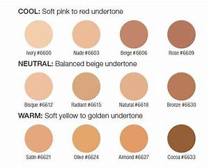 Mineral Powder Shade Chart Arbonne Makeup Foundation