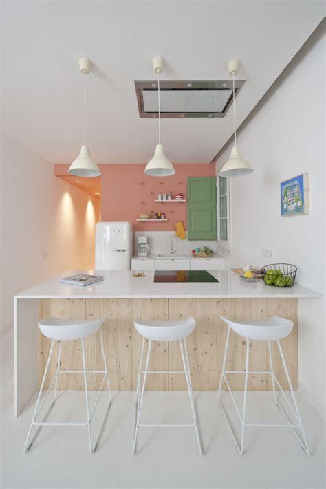 cuisine hauteur plan de travail cuisine avec table hauteur plan de travail picslovin