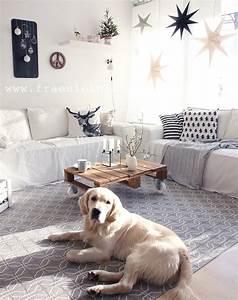 Weihnachtsdeko Ideen 2017 : weihnachtsdeko im wohnzimmer so sieht es gerade bei ~ Whattoseeinmadrid.com Haus und Dekorationen