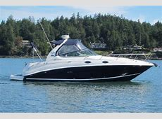 New Listing 28' Sea Ray 280 Sundancer Van Isle Marina