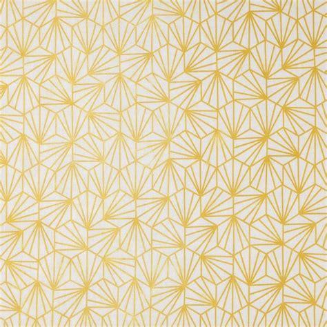 Tissu Coton Origami  Mondial Tissus