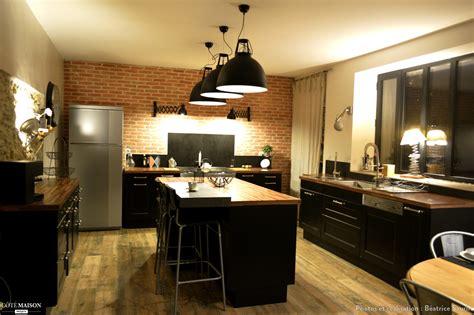maison et cuisine rénovation cuisine béatrice saurin côté maison