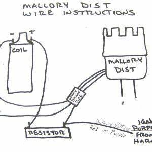 35 Mallory Unilite Distributor Wiring Diagram