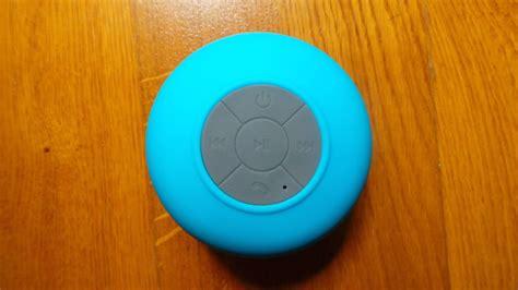 enceinte salle de bain test enceinte bluetooth pour la by aquafonik