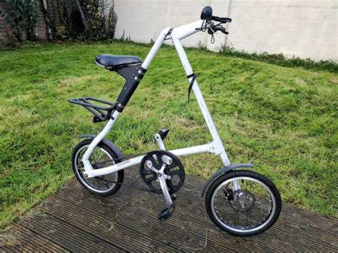 Strida Type Folding Bicycle For Sale For Sale In Clonsilla