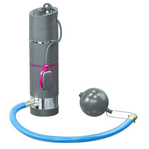 pompe immerg 233 e pour puits ou r 233 serves d eau de pluie sba grundfos